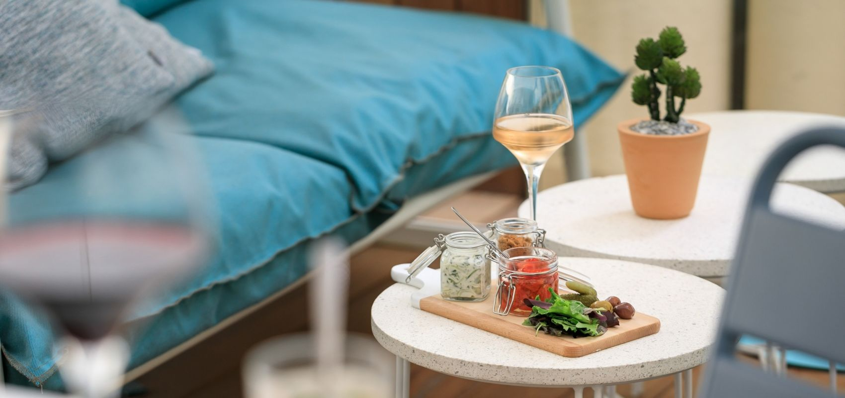 The Deck Hotel by HappyCulture - Salon